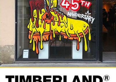 Timberland – 45ans de la Yellow Boots
